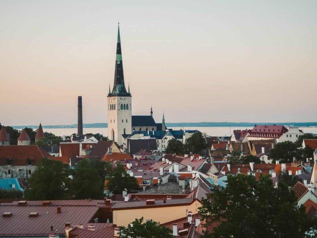 エストニア観光