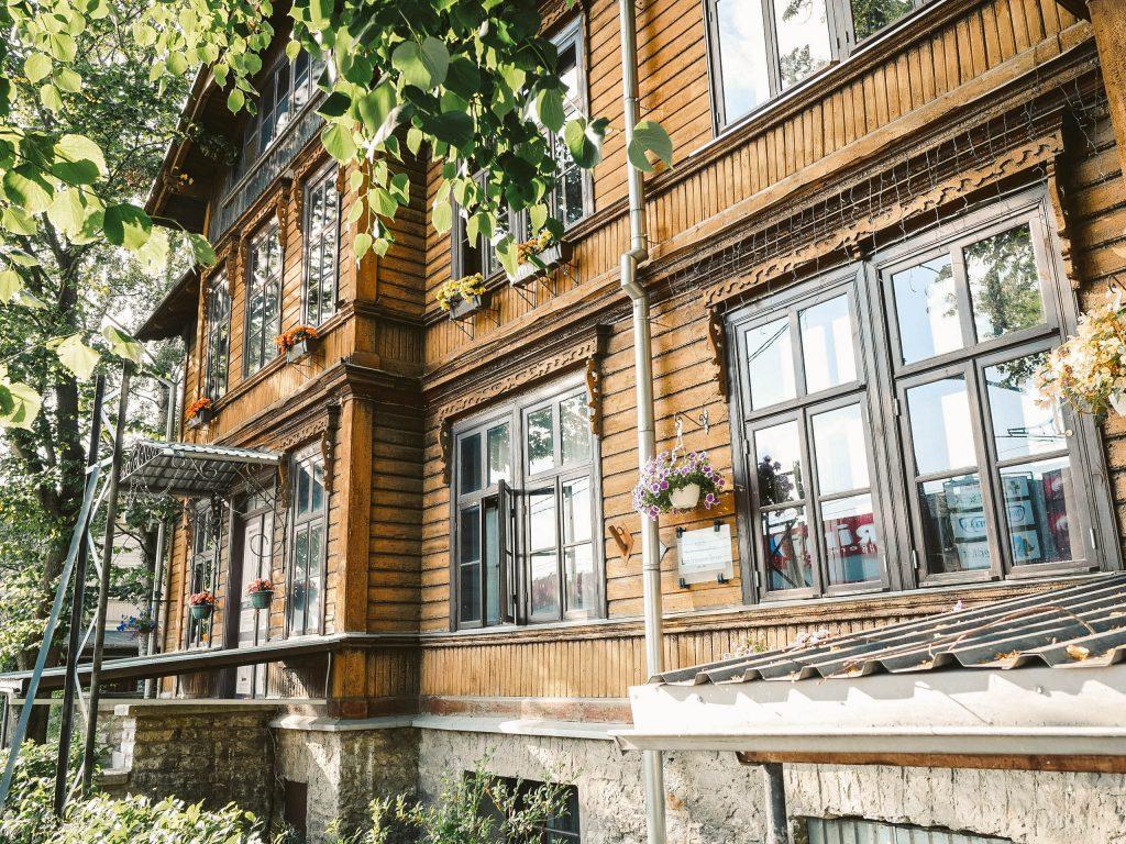 エストニア、住宅、移住