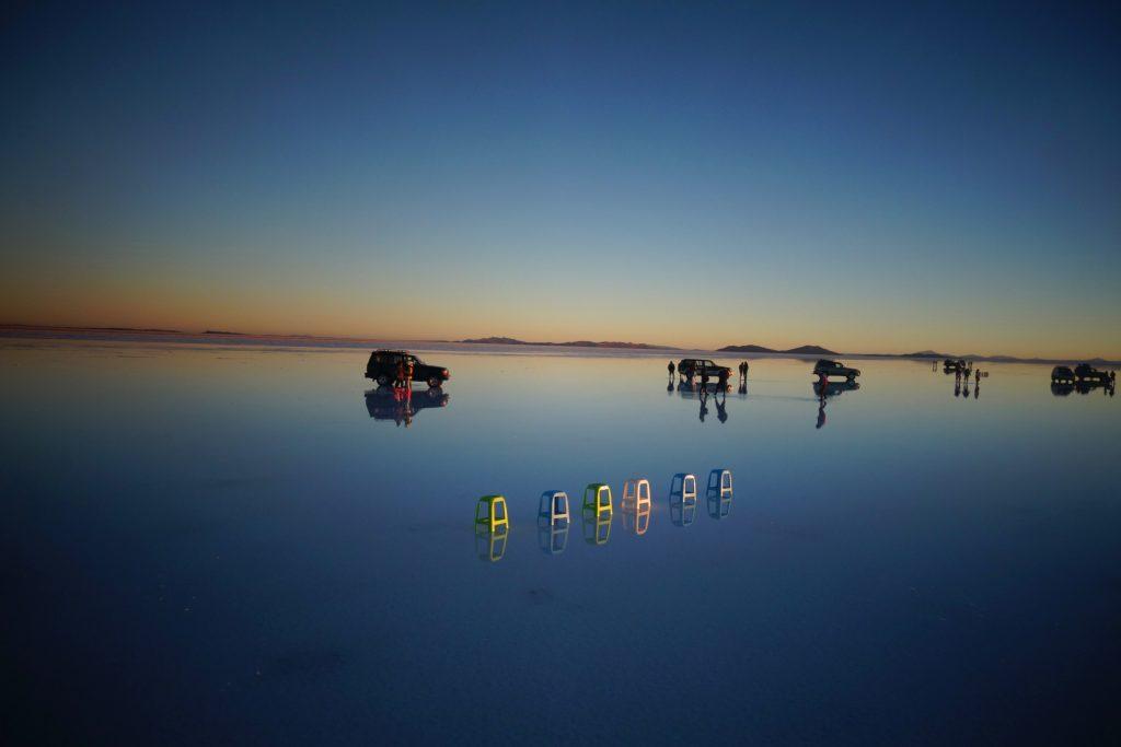 世界一周、海外旅行、ウユニ塩湖